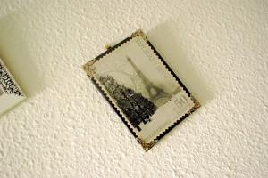 DIY: Fotowand-Idee mit Bilderrahmen