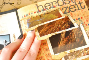 Scrapbooking: Hamburg-Mini