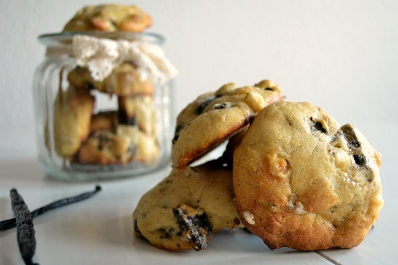 Lecker-fluffige Oreo-Cookies